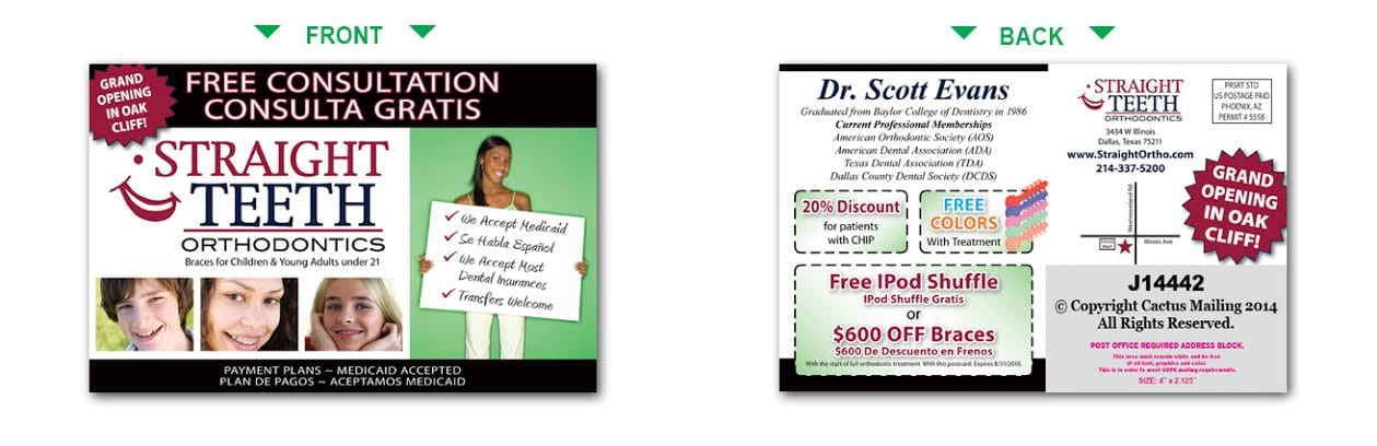 orthodontist-postcard-design-gallery-1