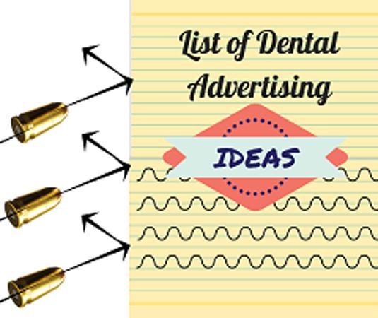 dental advertising ideas 1