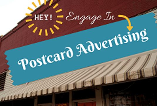 postcard advertising 1