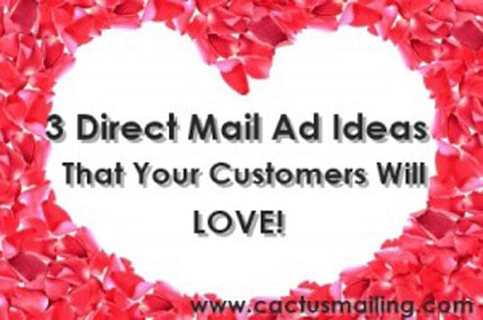 3 direct mail ad ideas that your customers will love 300x199 1