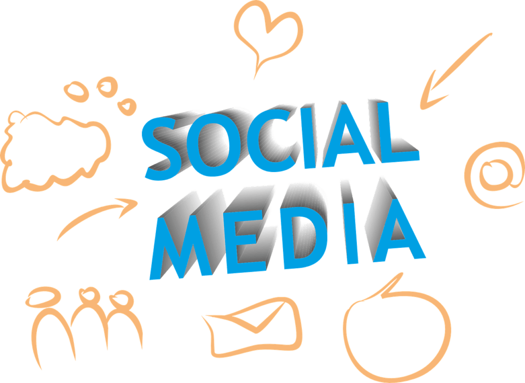 church social media marketing