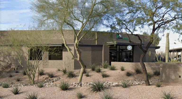 Cactus Mailing Building